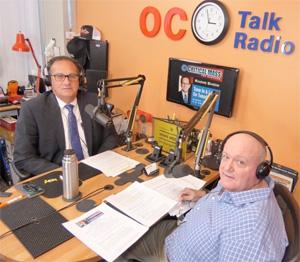 James Beran on Critical Mass for Business radio show